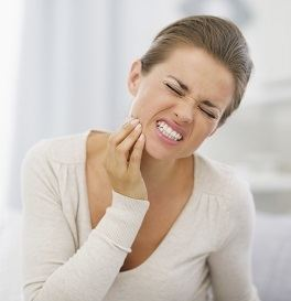 Dental Pain from Root Canal