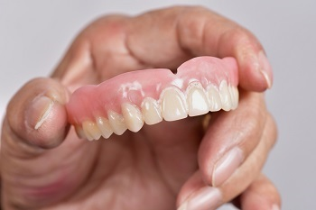 Partial Dentures Made in Madison