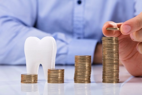 Madison Dental Patient Saving Money