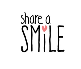 Share a Smile program logo